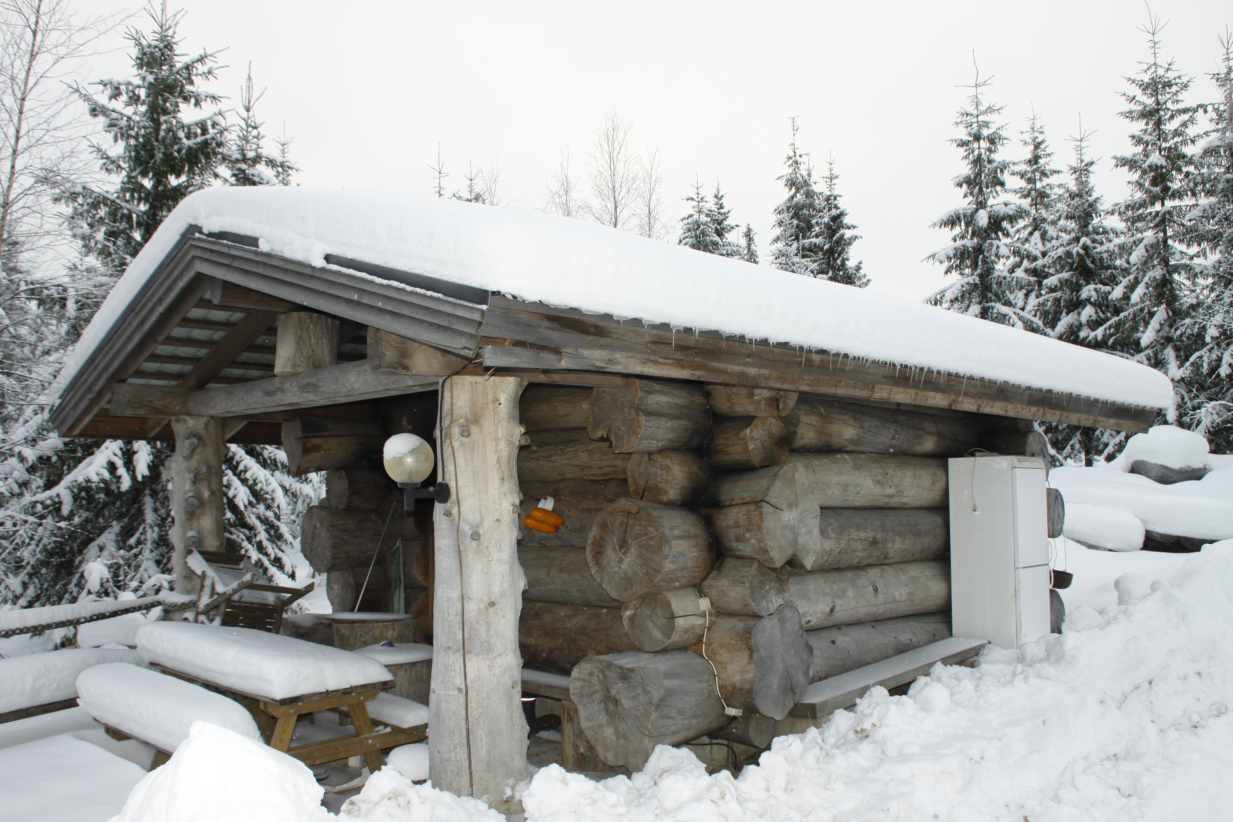 Mökkejä Keski-Suomen sydämessä